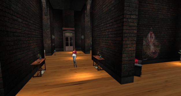 Doves Suites Hallway