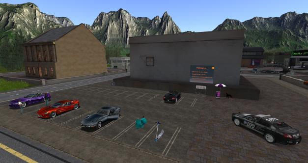 Cars in Lot_001